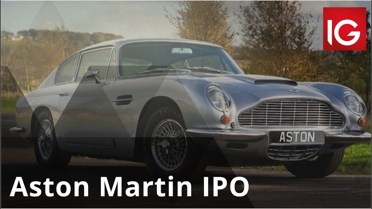 Aston Martin Ipo Youtube