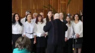 Перший виступ хору працівників культури Новоселицького району