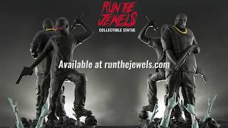 Run The Jewels - Collectible Statue
