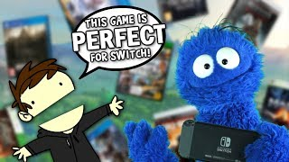 "What Makes a Game ""PERFECT for Switch?"""