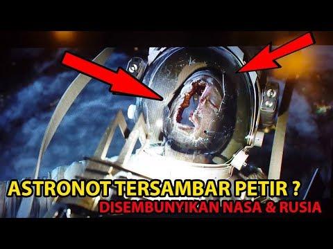 TERBONGKAR! 7 Kejadian Buruk Astronot Luar Angkasa Yang Disembunyikan