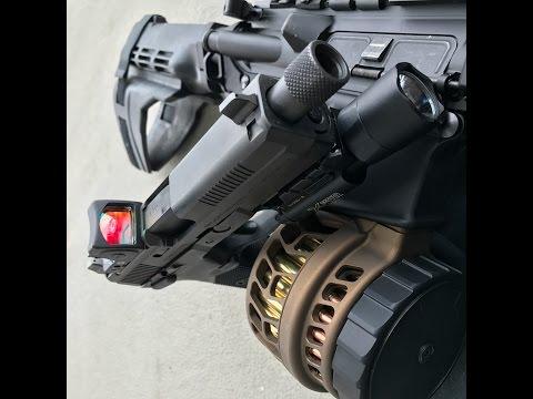 FNX-45 Tactical Suppressed!!! Poor RMR:(