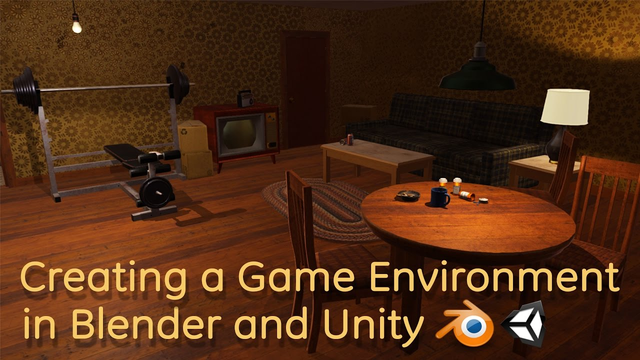 Game Character Creation With Blender And Unity Ebook
