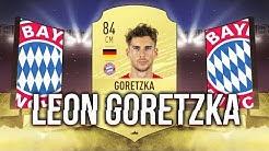 FIFA 20 | 84 LEON GORETZKA PLAYER REVIEW