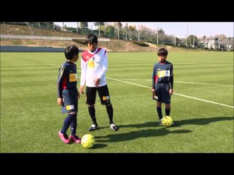 中村憲剛のトラップへのこだわり【サッカーがうまくなる45のアイデア:KENGOアカデミー】