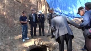 [9사단 앞 땅굴 의혹 현장답사] 15m 땅밑에 무슨 농수로?