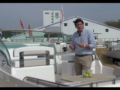 English Harbour Yachts 27 from Motor Boat & Yachting
