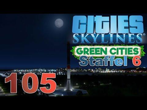 Endlich Export 🏙 [S6|105] Let's Play Cities Skylines Green Cities DLC |