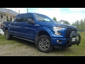 2016 Ford F-150 XLT Sport 4X4 Supercrew - Start Up, Exterior, Interior, and in Depth Review