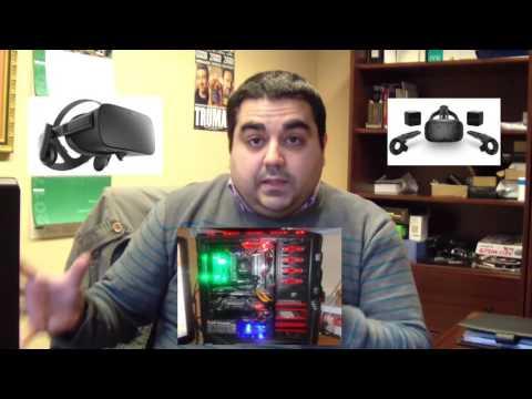 "SAMSUNG GEAR VR - RIFTCAT EMULADOR ""CODEC HEVC"" REALIDAD VIRTUAL PC . PARTE 1"