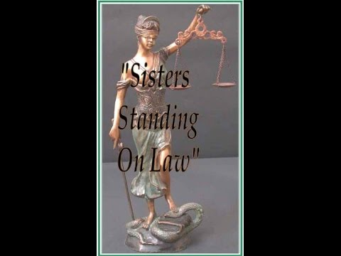 Sisters Standing On Law: Secret Teachings of John