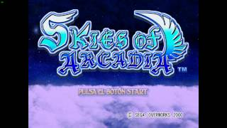 Vídeo Skies of Arcadia