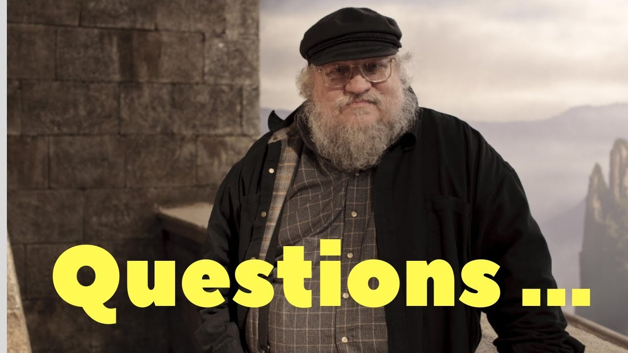 Game of Thrones Q&A - livestream with History of Westeros