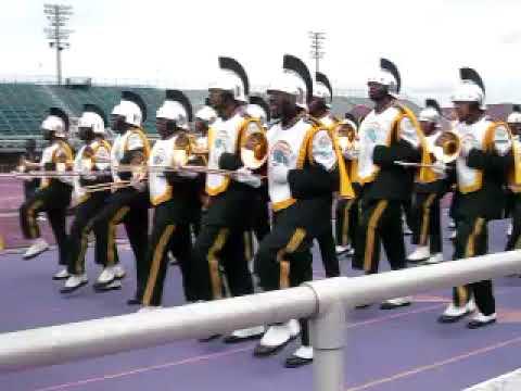 Norfolk State University Homecoming 2009 Spartan Legion