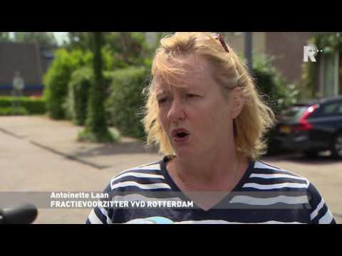 Actie op Schouwburgplein tegen anti-homogeweld