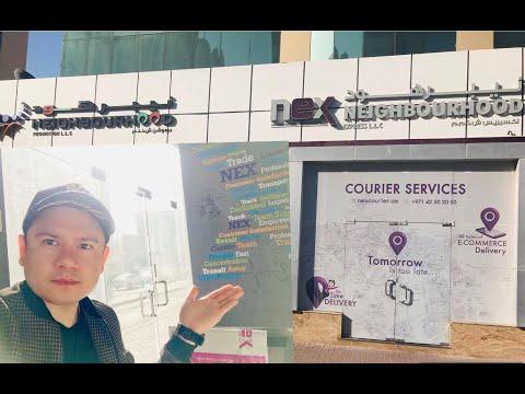 PINAKAMURANG COURIER DELIVERY SERVICE SA DUBAI | UAE