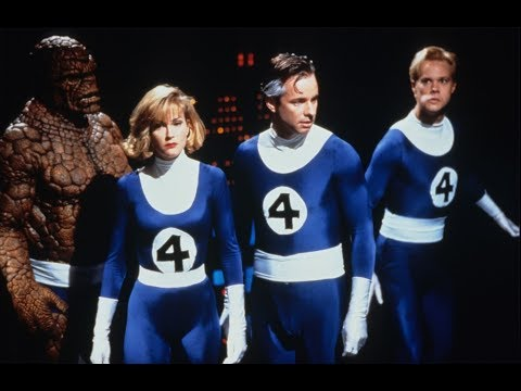 Marvel's The tastic Four Movie 1994