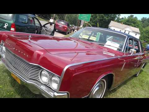 Adirondack Car Show Saratoga Springs  7 30 16