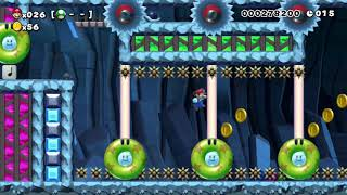 Weekend Speedrun Challenge #3: Beating Super Mario Maker's SUPER EXPERT Levels!