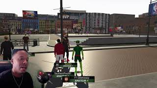 WE DID IT!!!! HERES A GIFT FROM MY 93 OVERALL SHARPSHOOTING SHOT CREATOR!! NBA 2k19