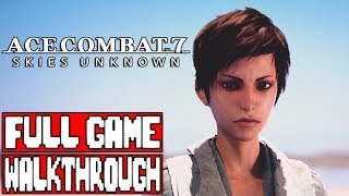ACE COMBAT 7 Gameplay Walkthrough Part 1 - No Commentary (Ace Combat 7 Skies Unknown Full Game0