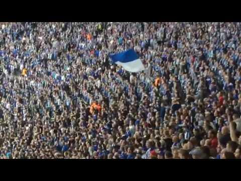 Gute Atmosphäre @ Hertha BSC-Schalke 04 (2-0) // Olympiastadion Berlin - 18.09.2016