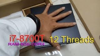 PC Sejengkal Kekuatan DEWA - Dell Optiplex 7060 Micro Review - Unboxing - Running,