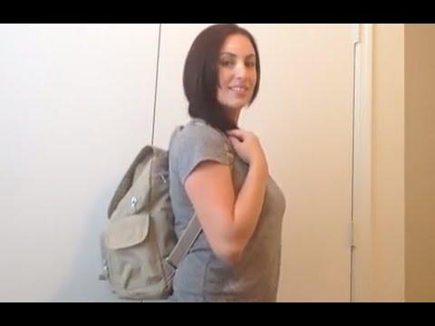 d41351fbfdb9f On The Body  Kipling City Pack B in Dazzling Beige - YouTube