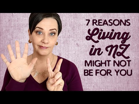 7 Reasons Living In New Zealand Might NOT Be For You | A Thousand Words
