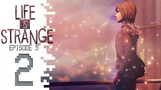 Life Is Strange (Episode 5) - Part 2 - Too Good To Be True