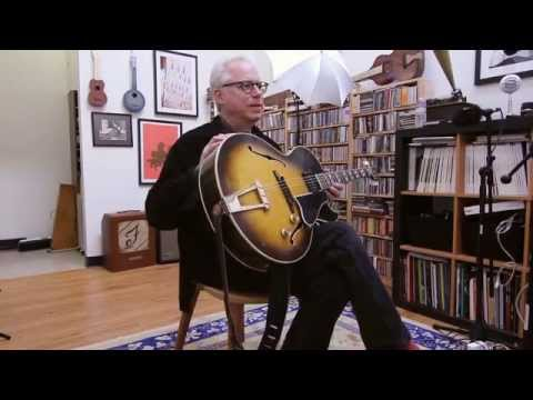 Bill Frisell reunited with his 1968 Gibson ES-175 after 37 years apart