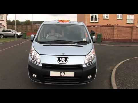 Black cabs for sale - Peugeot E7