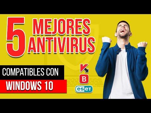 TOP 5 Mejores Antivirus para PC 2020