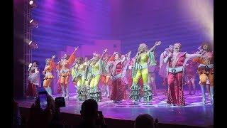 Mamma Mia! 20th anniversary London stage finale!