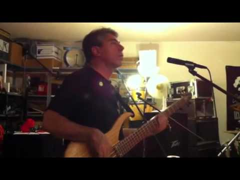 Man in the box cover by Raising Cain