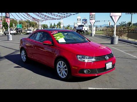 2012 Volkswagen Eos Orange County, Garden Grove, Westminster, Santa Ana, Anaheim, CA T002666