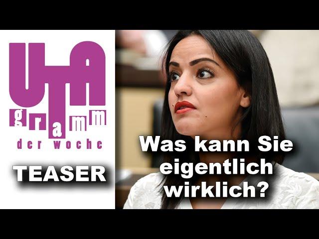 """Chebli\: """"Deutsche schweigt und Demut zeigt!"""" (Utagramm 46)"""