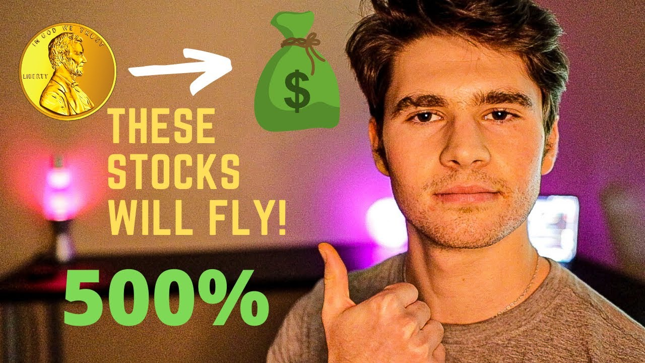Download 3 Penny Stocks With 500%+ Potential!🚀 Best Penny Stocks to Buy Now!