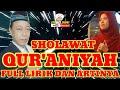 Gambar cover sholawat Qur'aniyah full lirik dan artinya Kyai Dumay