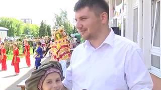2019-06-04 г. Брест. Читающий бульвар. Новости на Буг-ТВ. #бугтв