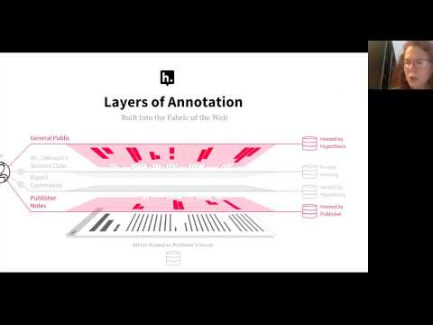 LPC Webinar: Hypothesis for Web Annotation