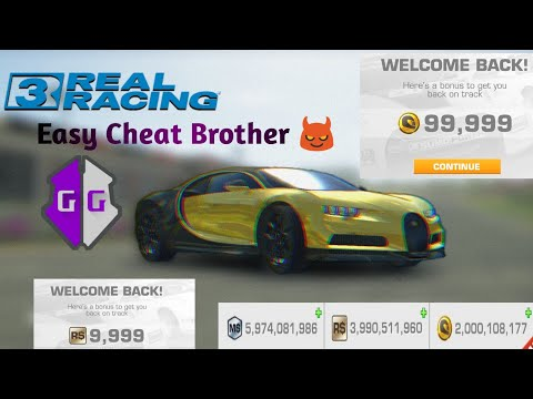 Cheat Versi Terbaru Real Racing 3 No Root 2020