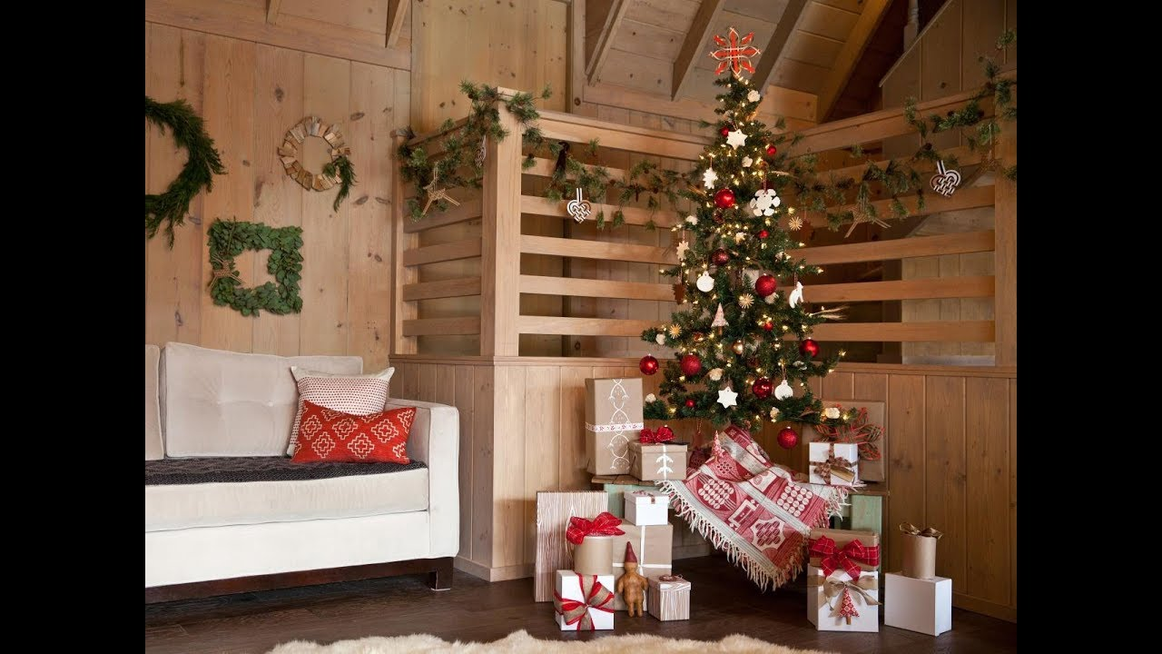 top 40 shabby chic christmas decoration ideas