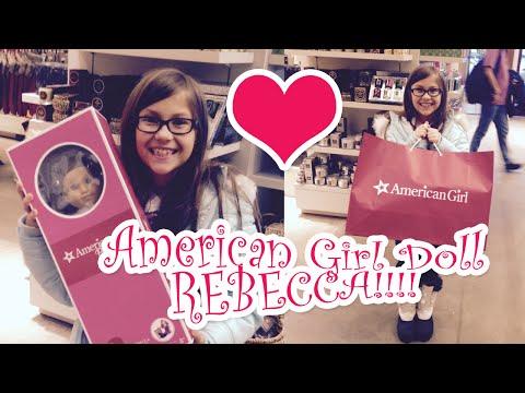 American Girl Doll Rebecca Review