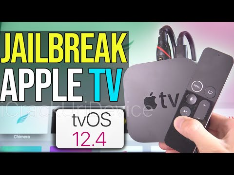 How to Jailbreak tvOS 12 4 for Apple TV 4 using Chimera