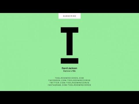 David Jackson - Dance 4 Me