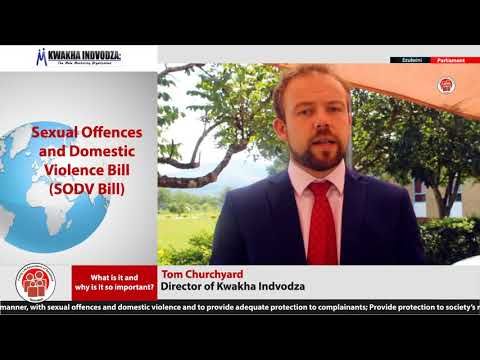 Calling on the Government of Swaziland to enact the Sexual Offences and Domestic Violence Bill