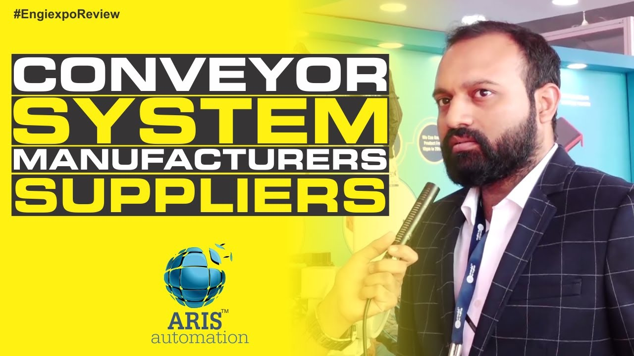 Best Conveyor System Manufacturing Company in India – (All kind of Material Handling Solutions)
