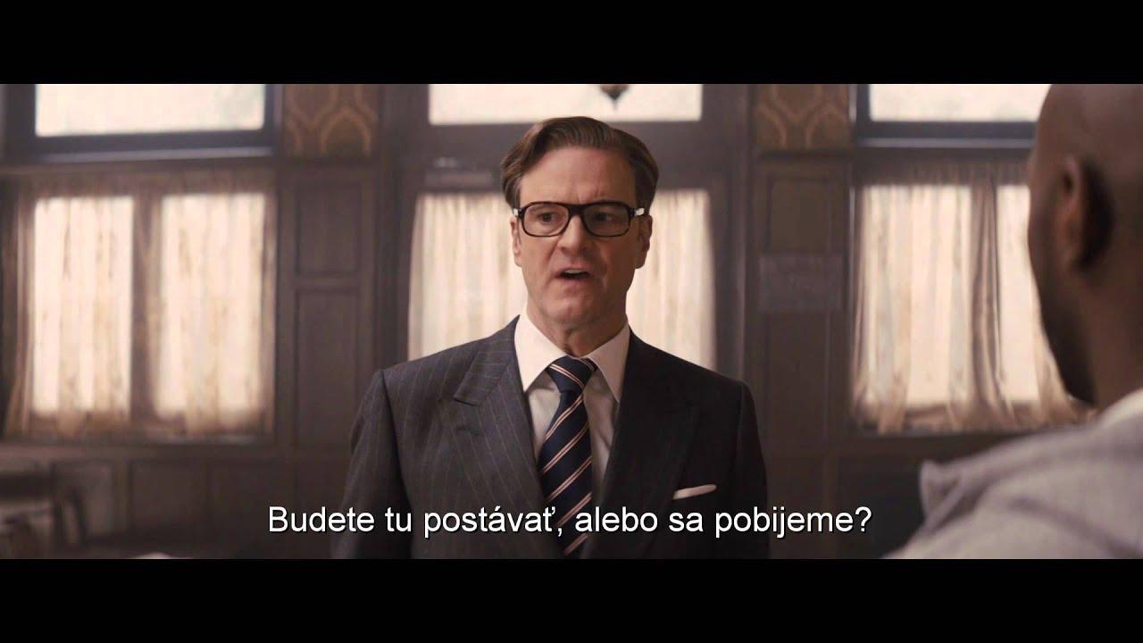 Kingsman: Tajná služba (Kingsman: The Secret Service) - 2. oficiálny trailer