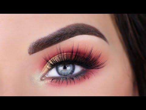 "ABH Norvina Pro Pigment Vol 3 Palette | Row ""C"" Eye Makeup Tutorial thumbnail"